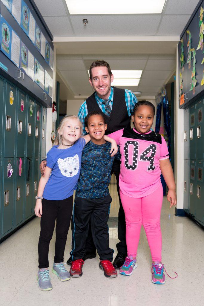 Christie Elementary, SEL, Ryan Steele, students, PISD, school district, Plano