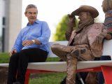 Craig Hall, HALL Park, Hall Financial Group, Texas Sculpture Garden, Art