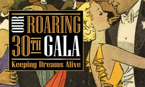 City House, City House Roaring 30th Gala, Period Gala, Nonprofit