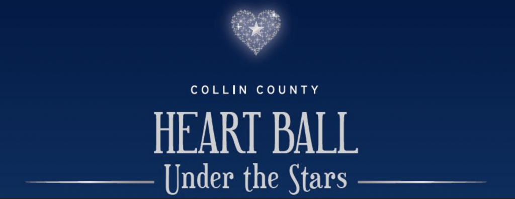 American Heart Association, AHA, Collin County Heart Ball 2018, Under the Stars