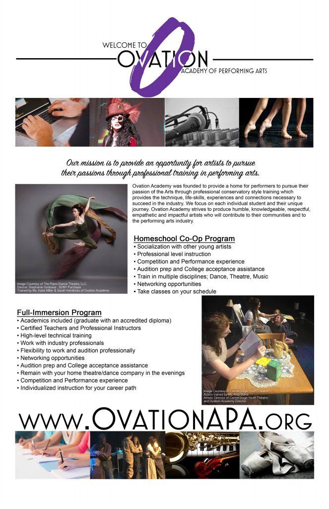 Ovation Academy