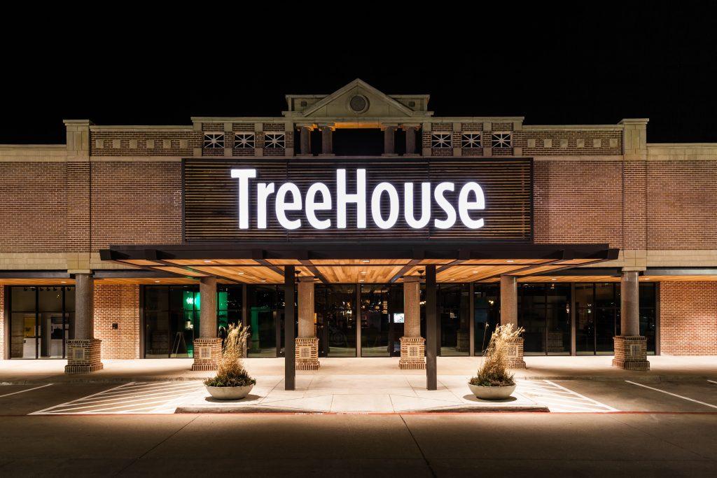 TreeHouse, TreeHouse Plano