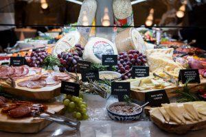 Fogo de Chao market table churrasco plano food and drink brazilian steakhouse