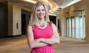 Dana Beckman, Alliance Data, Women in Business, Plano Profile