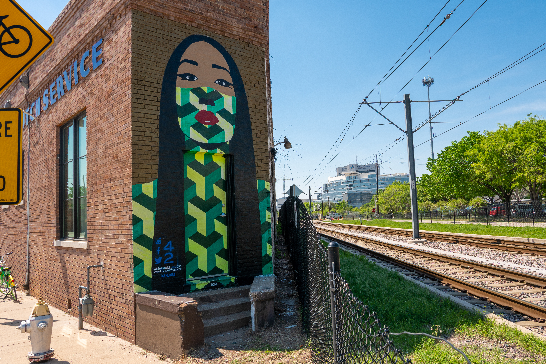 mural, Jeanette Revote, art, dallas
