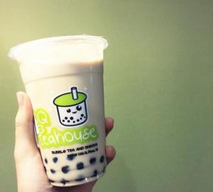Boba tea, bubble tea, QQ teahouse, plano