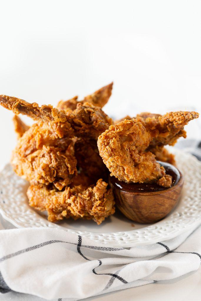 Tiffany Derry chef Dallas fried chicken Legacy Hall Plano food by Alyssa Vincent
