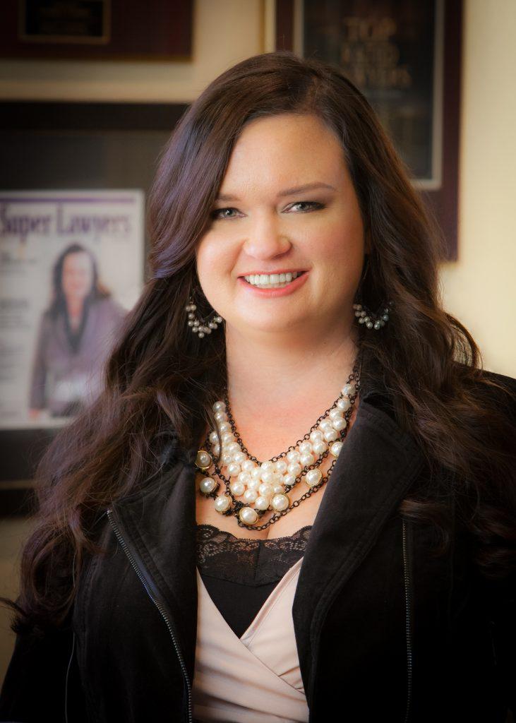 Natalie Gregg, owner of Natalie Gregg Family Law