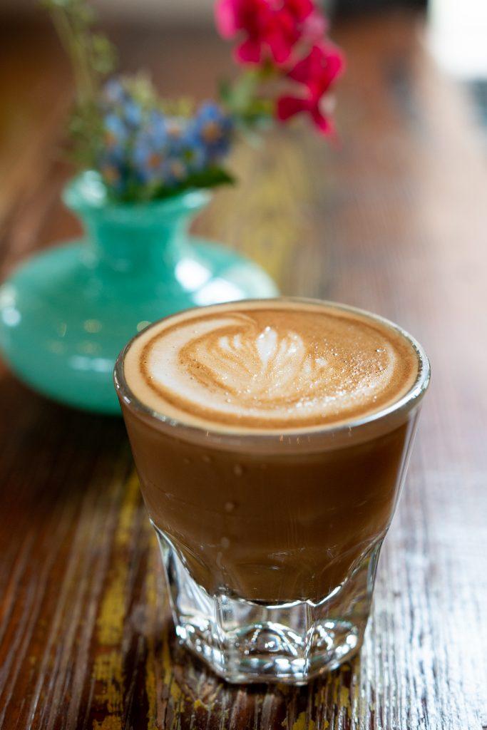 Kimzey's coffee argyle plano food road trip coffee
