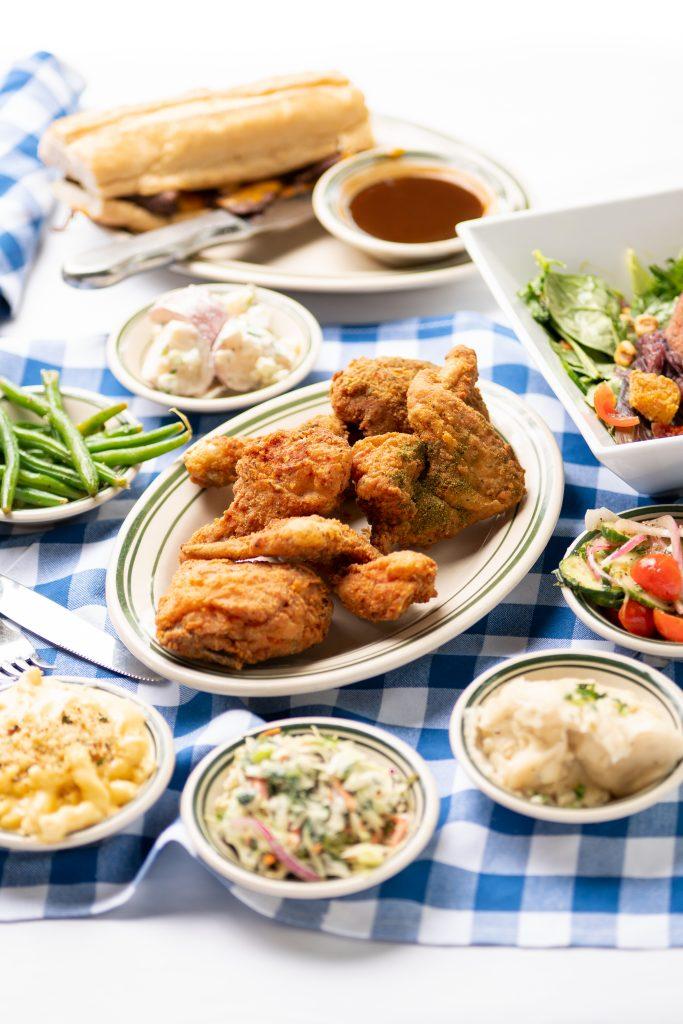 Prohibition Chicken fried chicken plano food road trip lewisville