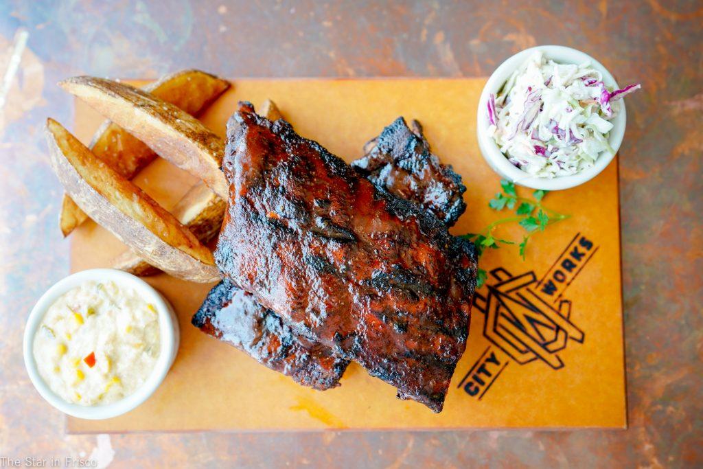 The Star, Frisco, restaurants, City Works