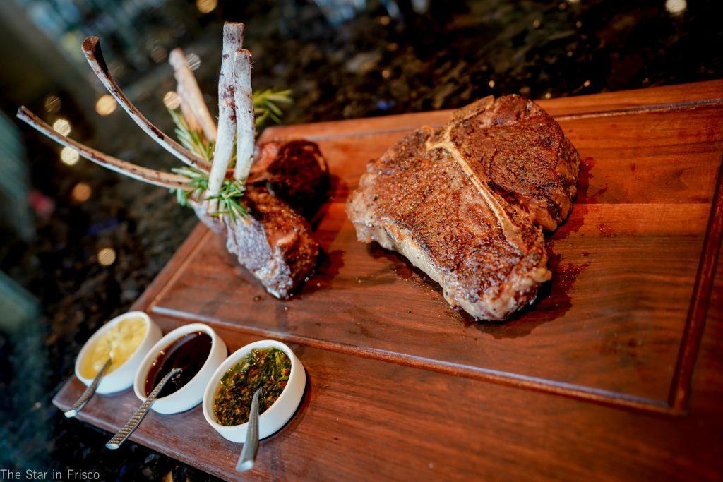 Dee Lincoln Prime, The Star in Frisco restaurants