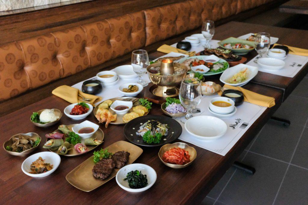 The Star in Frisco restaurants,  Jihwaja Korean BBQ