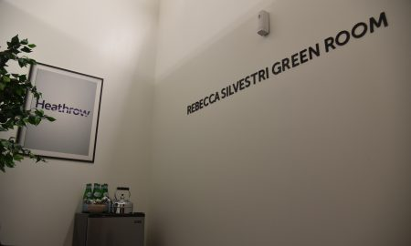 Rebecca Silvestri Green Room at Legacy West