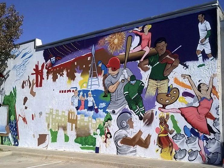 "Boulet hopes ""Frisco: Past and Present"" will showcase the city's diversity | Via @joshuaboulet on Instagram"
