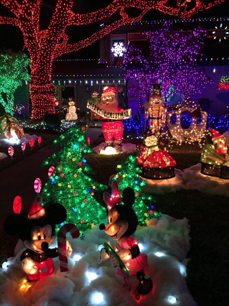 Biscayne drive, plano, holiday christmas lights, plano, texas
