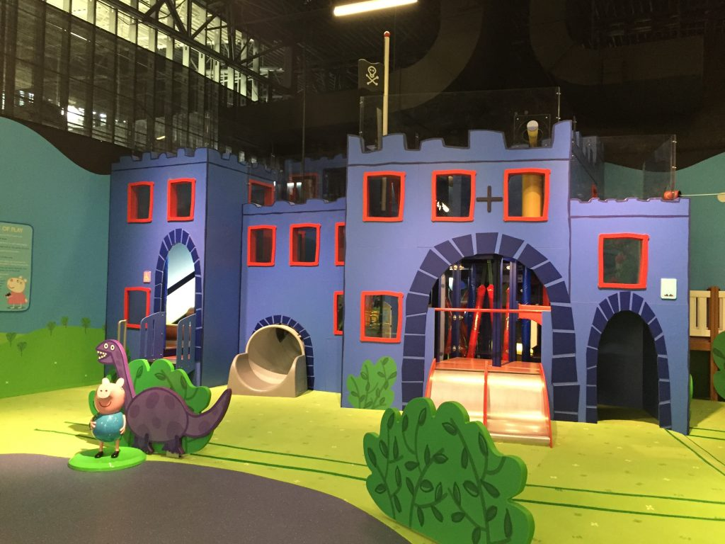 Peppa Pig World Of Play Grapevine Mills Local Profile Of Collin