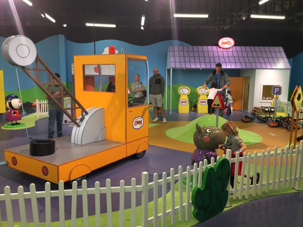 Everything You Need To Know About Peppa Pig World Of Play At