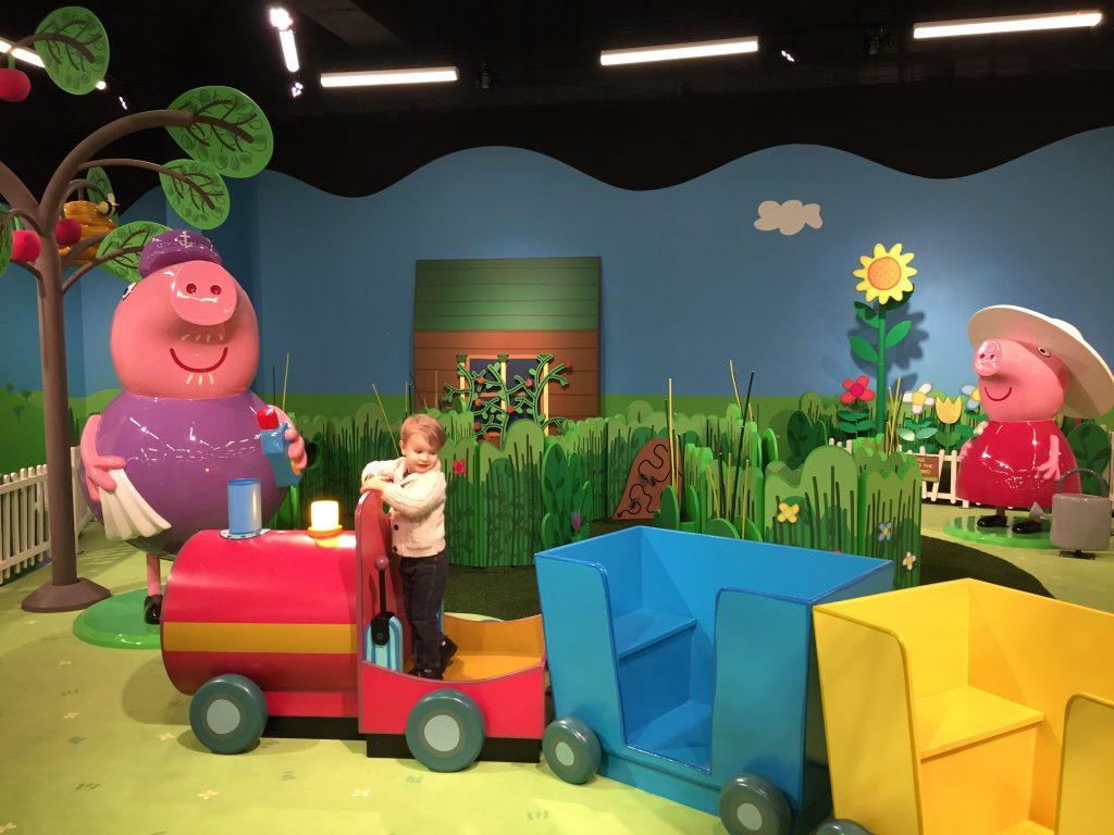 Peppa Pig World of Play Grapevine Mills, Dallas Fort Worth