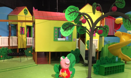 Peppa Pig World Of Play Archives Local Profile Of Collin County