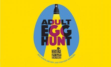 adult egg hunt