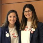 Brooke López & Adrianna Maberry, founders of the Lone Star Parity Project