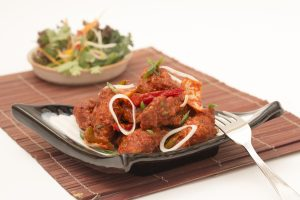 Chowranghee-Chilli-Chicken The Yellow Chilil, The Shops at Legacy, Plano