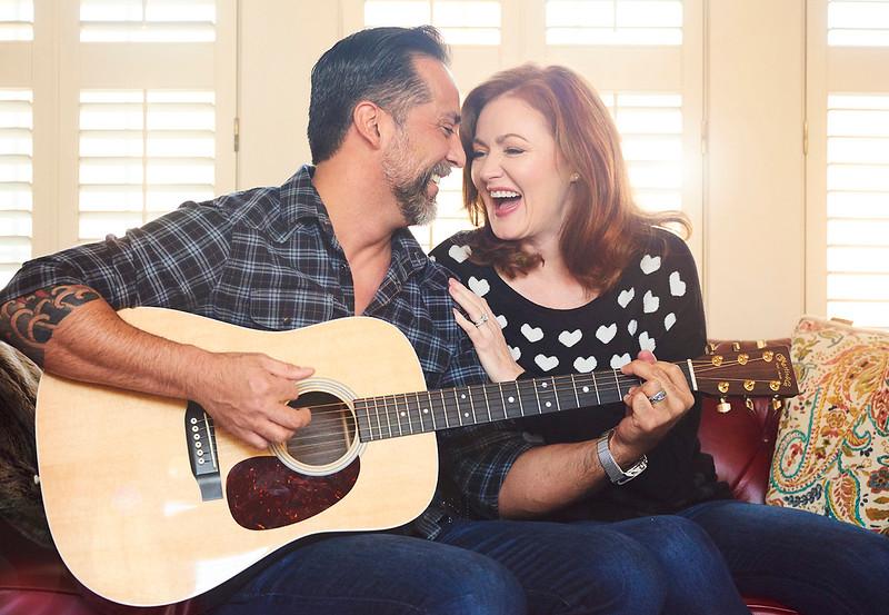 The love ballad of KISS FM radio personality Kellie Rasberry