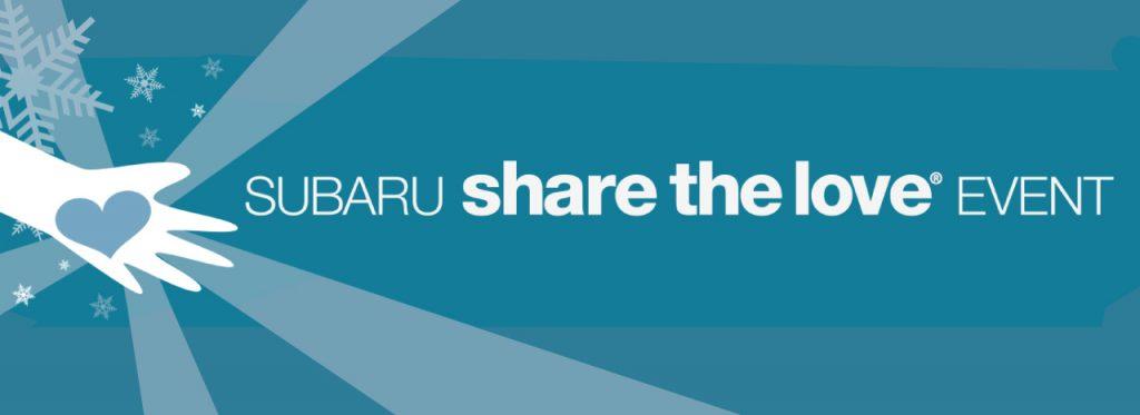 subaru share the love