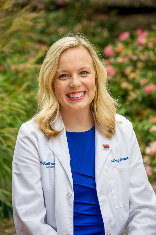 Meet Dr  Bethany Werner, MD: The 24-year-old recipient of UT