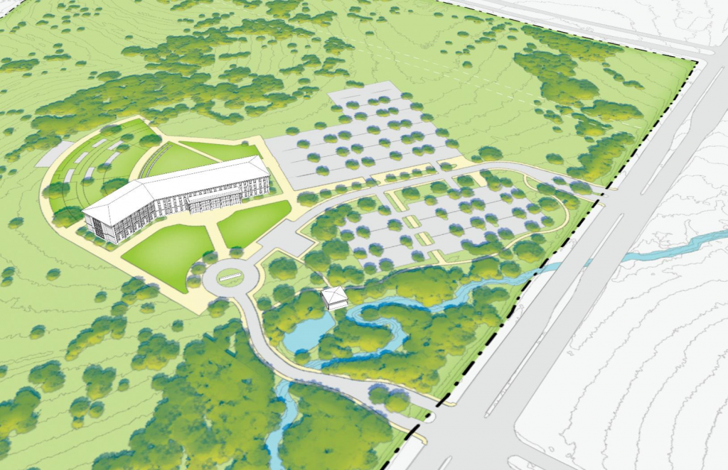 Map Of Texas Frisco.University Of North Texas To Begin Construction On Frisco Campus