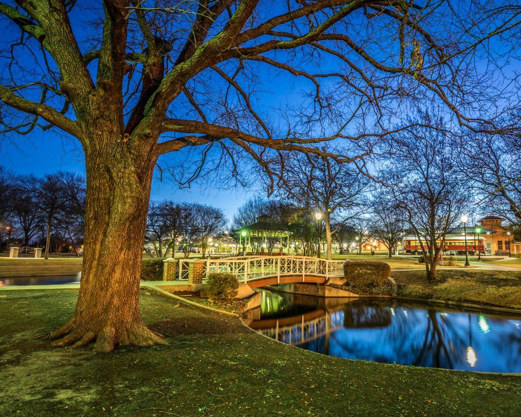 haggard park