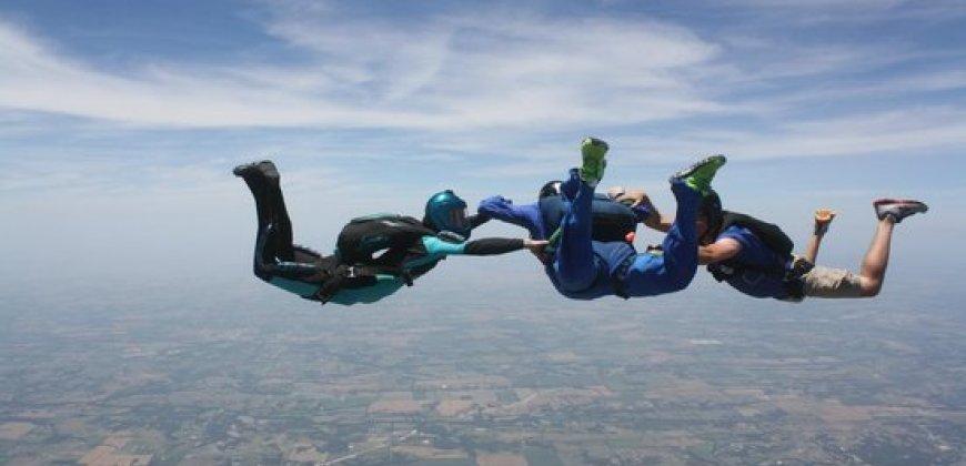 skydive spaceland