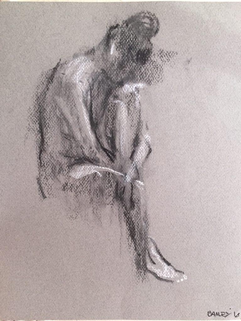 Art Drawing Figure