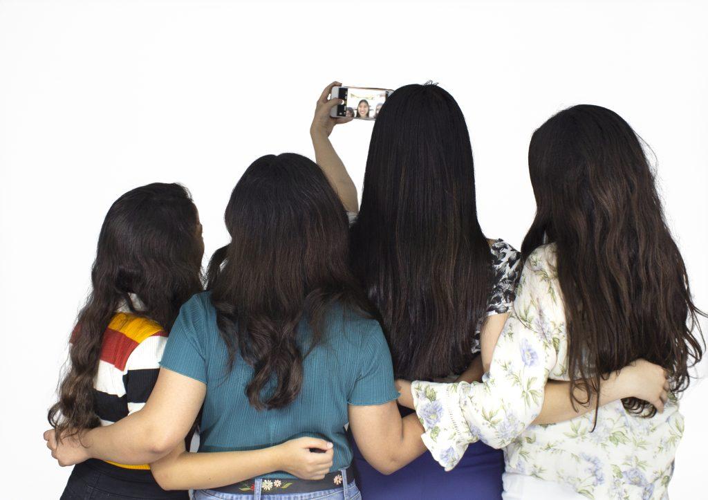 generation she Gen Z Generation Z women young women social issues selfies