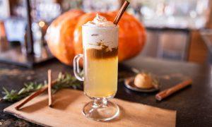 pumpkin ponche