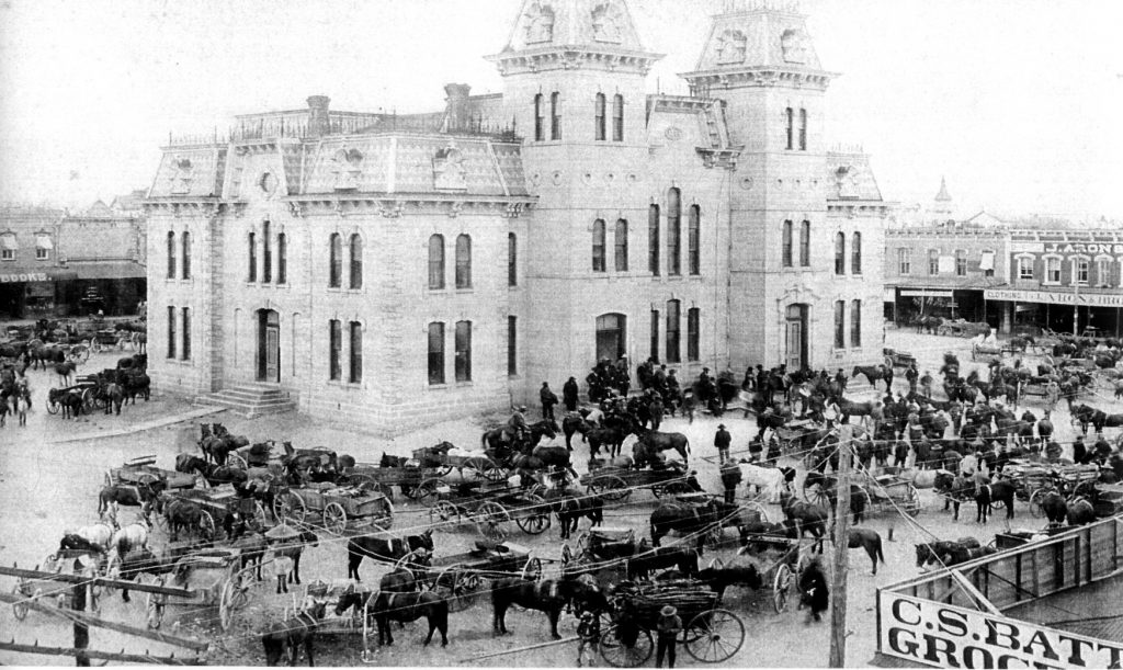 altoga bank heist collin county history downtown mckinney altoga