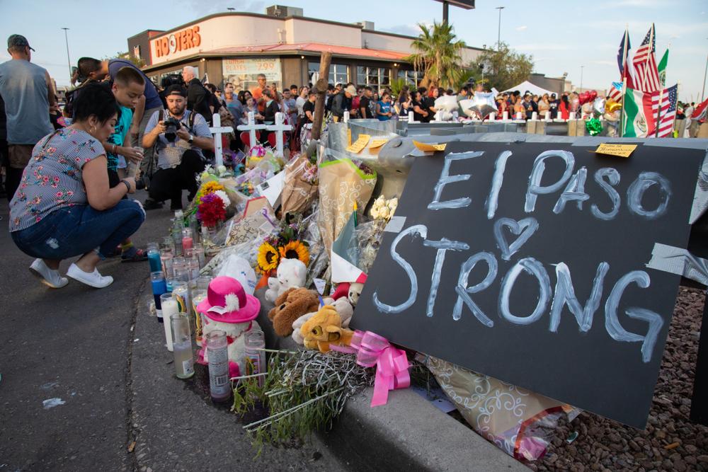 Memorial to Victims of the El Paso Attack Patrick Crusius