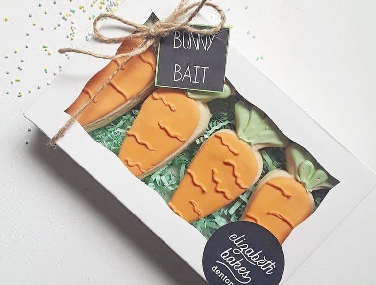 easter cookies bunny bait