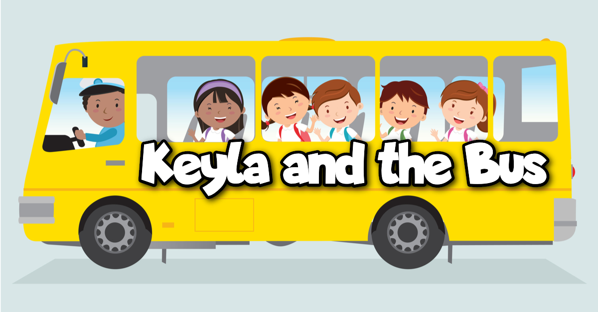 Keyla and the Bus
