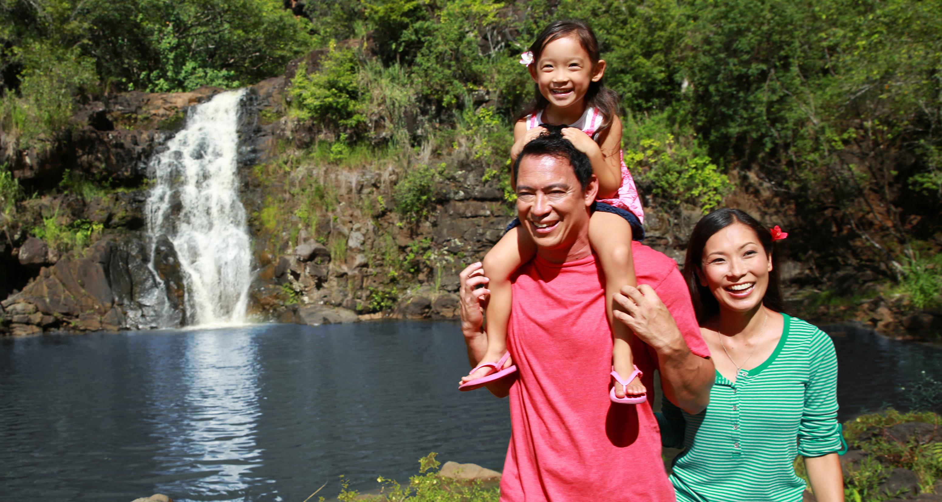 Waimea Falls North Shore Experience
