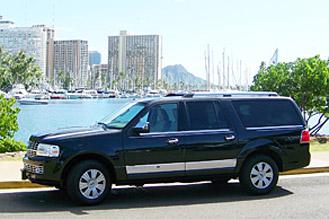 BI Private SUV/Van Charter (per hour)