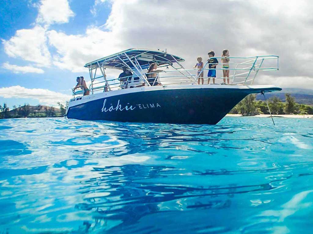 Product Kealakekua Bay Reef Snorkel