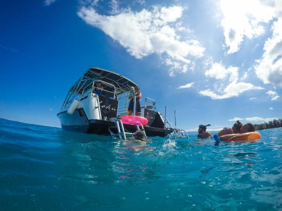 Product Private Charter - Alii Package (5 Hours)