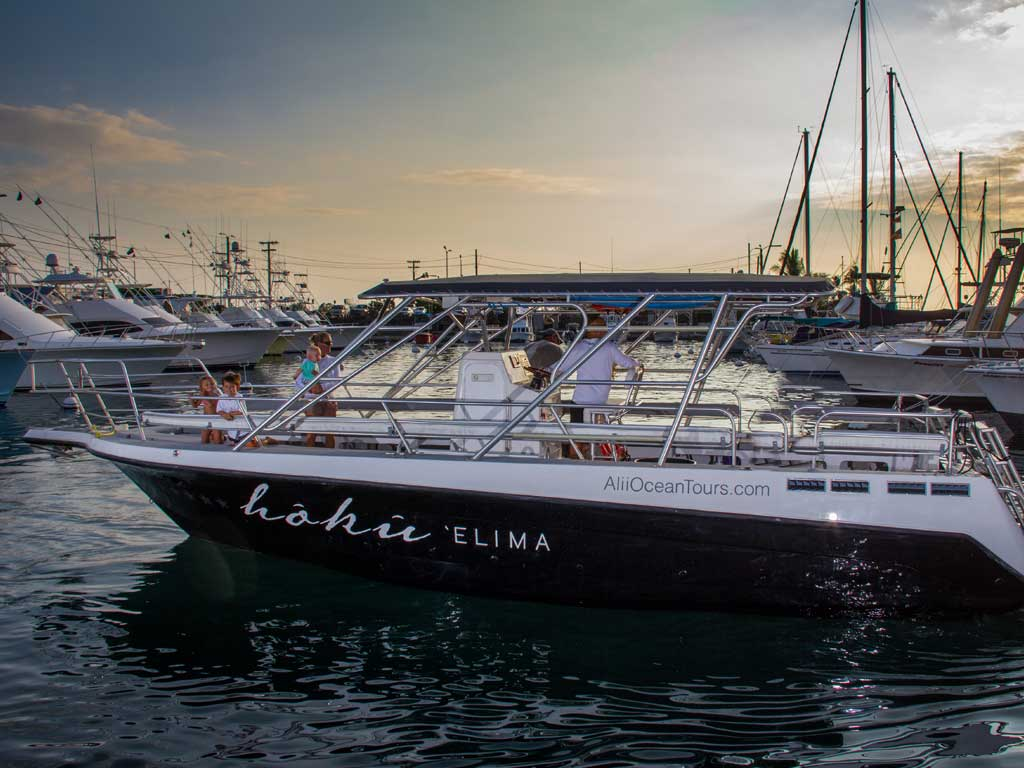 Product Private Charter - 5 Star (4 Hours)