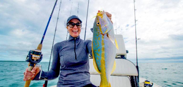 Product Bahamian Light Tackle & Reef Fishing