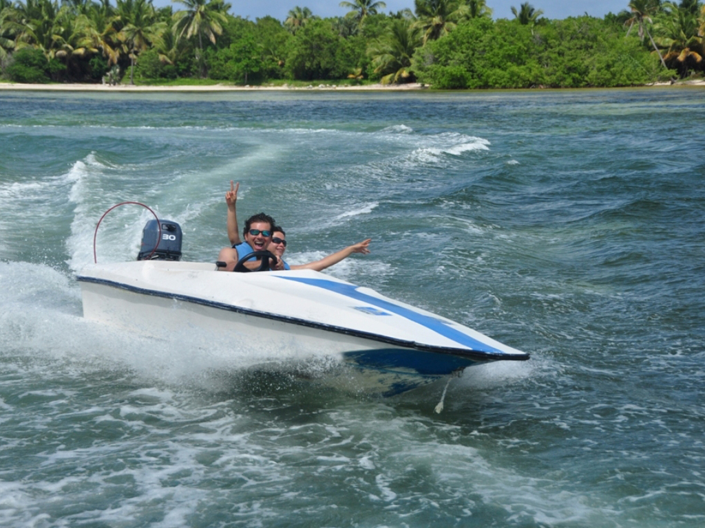 Product Bavaro Splash Speedboats & Diving