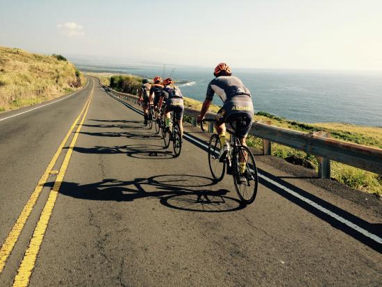 Waimea to Honoka'a-Road Cycling
