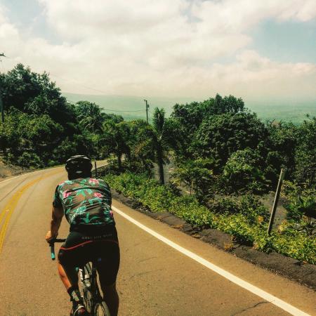 Waimea to Waipio Valley-Road Cycling