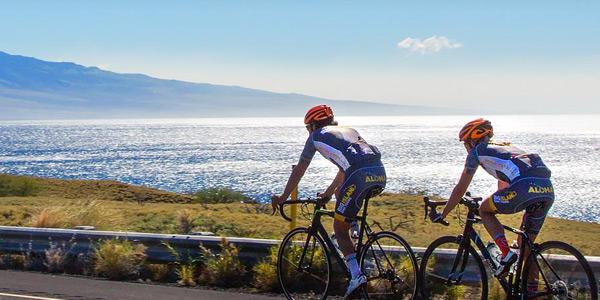 Holualoa Loop-Road Cycling